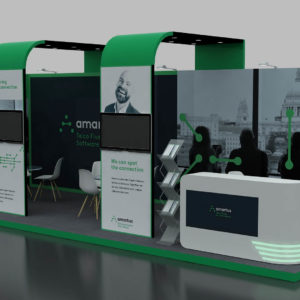Shell Schemes and Modular Exhibition Stands