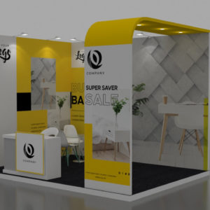 Modular Exhibition Stands in UAE
