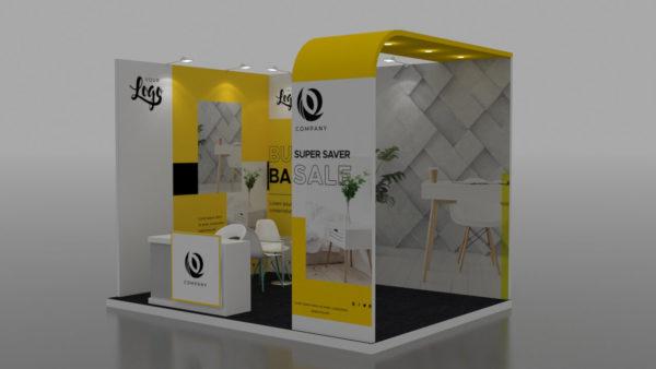 Modular Exhibition Stands in UAE