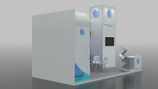maxima Exhibition Booths in Dubai 6 x 3