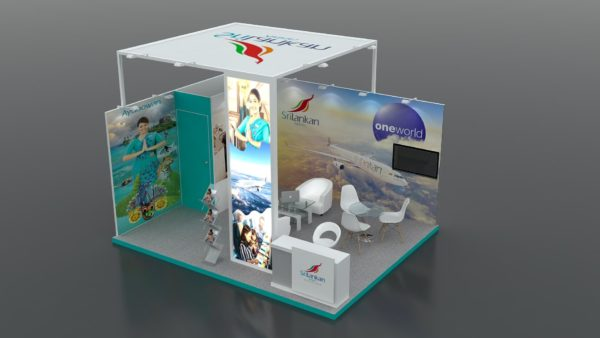 maxima Exhibition Booths in Dubai