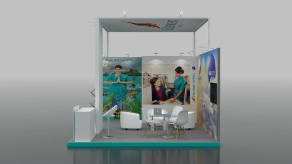 maxima Exhibition Booths in Dubai 5 x 4