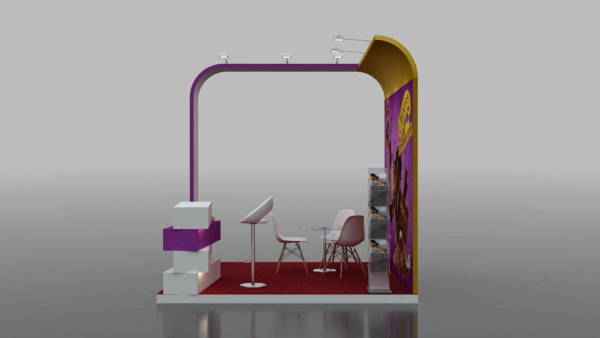 Dubai Modular Exhibition Stands
