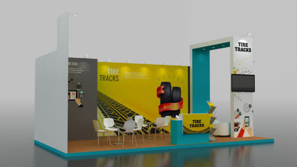 The best Modular Exhibition Stand services in UAE