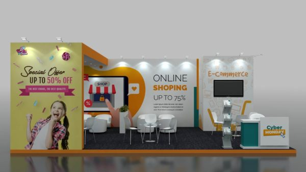 XESS Exhibition Stand Services in Dubai