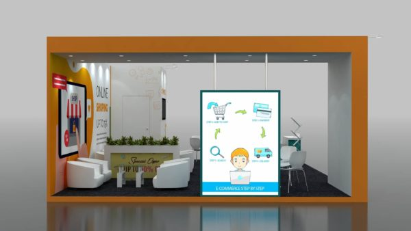 Cost-effective Modular exhibition Stand Solution in UAE