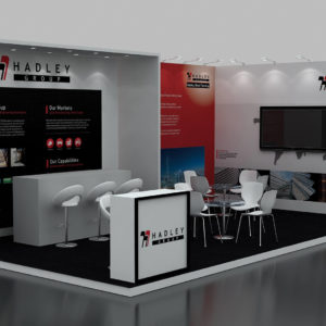 Cost Effective Modular Stands in Dubai