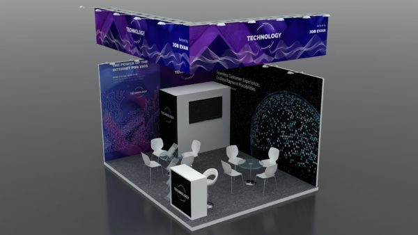 Modular Exhibition Stands in Dubai