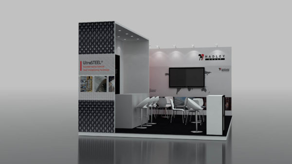 Size 7x4 Modular Exhibition Stand in UAE