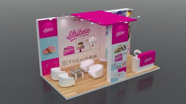 Cost-effective Modular Exhibition Stand in Dubai